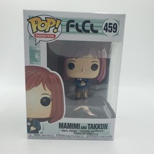 Funko Pop! Animation: FLCL S1 Mamimi and Takkun459